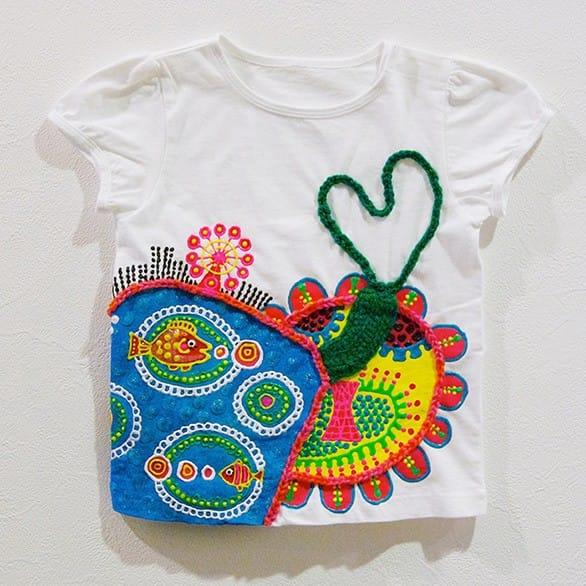 T-shirt DESIGNの写真です