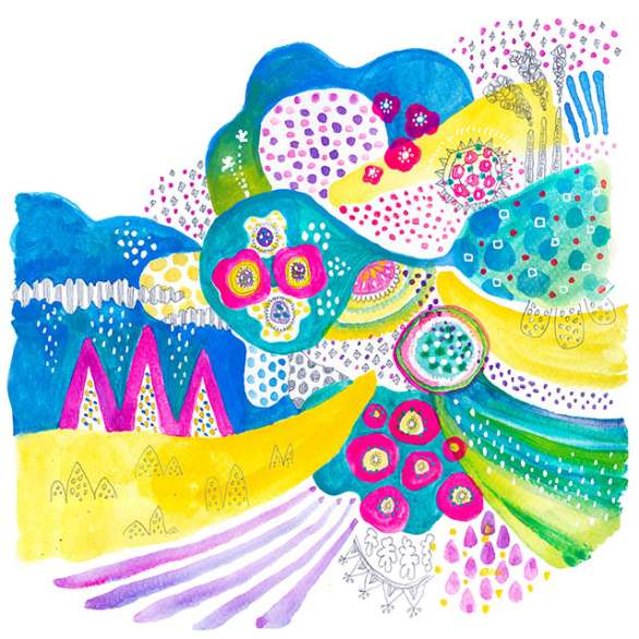 柄デザイン「YUMETABI」の写真です